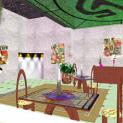 Second life restaurants