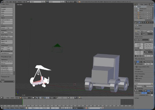 blendertransfer